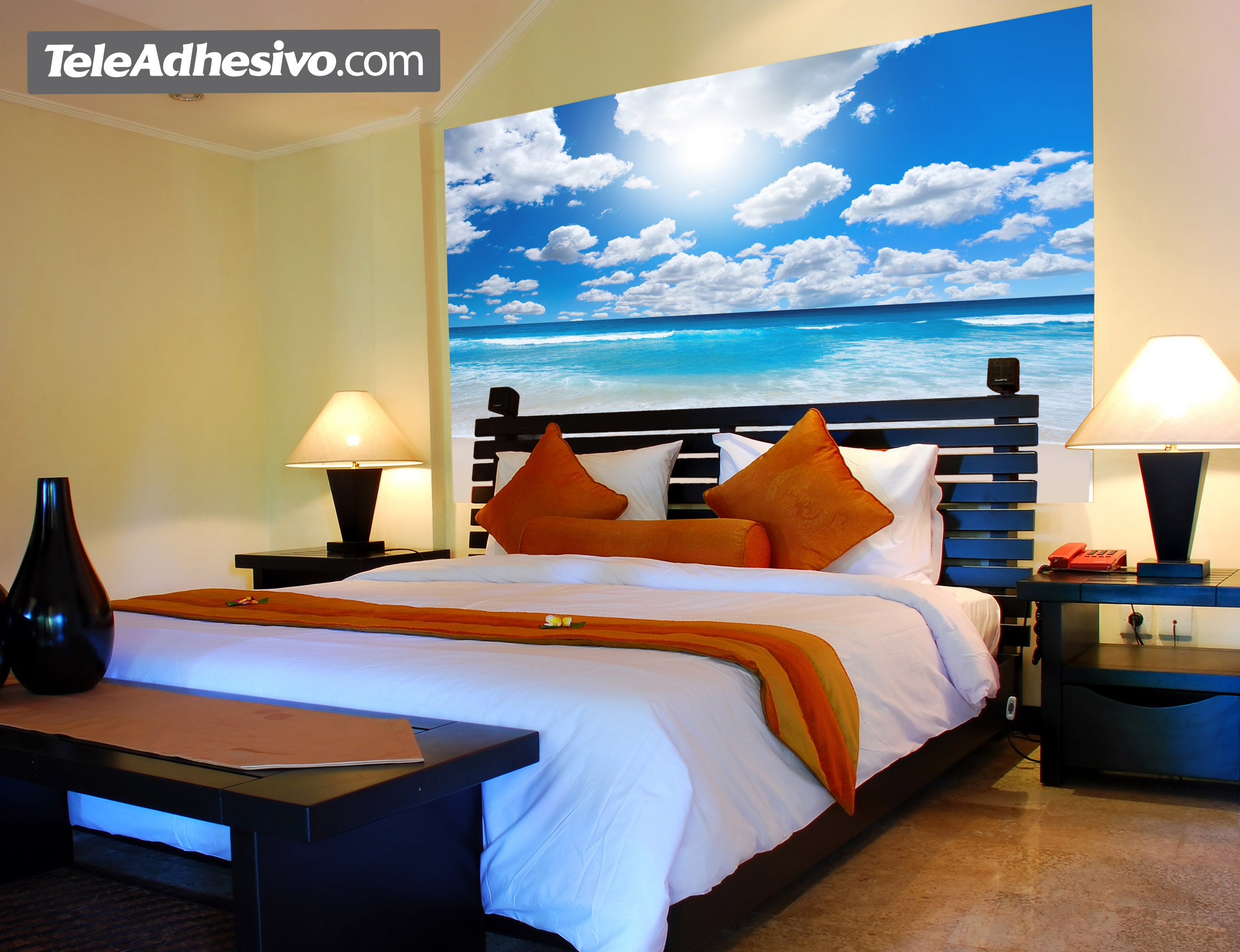Wall Murals: Beach of Madagascar