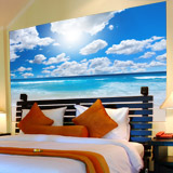 Wall Murals: Beach of Madagascar 5