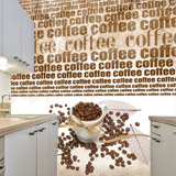 Wall Murals: Coffee 4