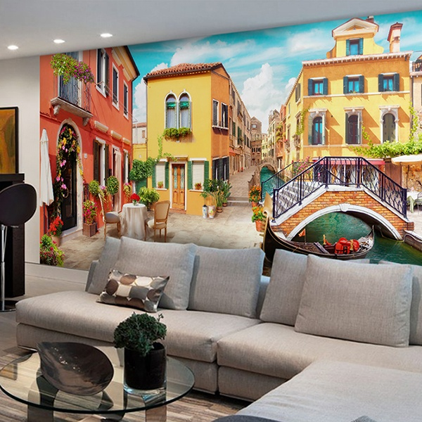 Wall Murals: Walk around Venice 3