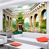 Wall Murals: Square arches 2