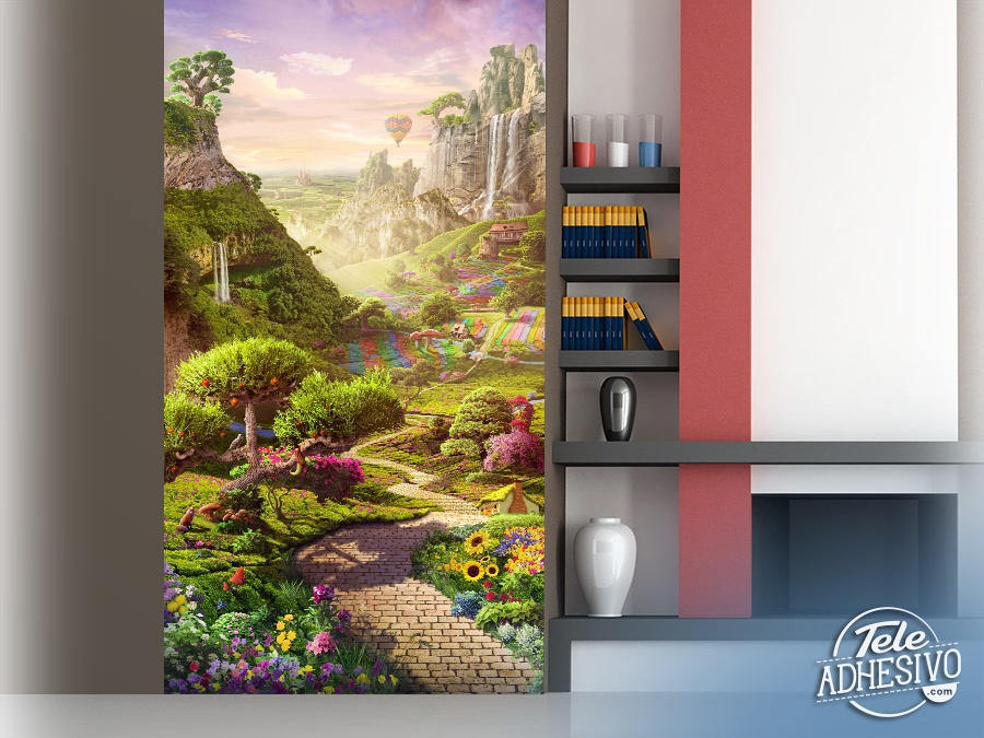 Wall Murals: Fantasy world 2