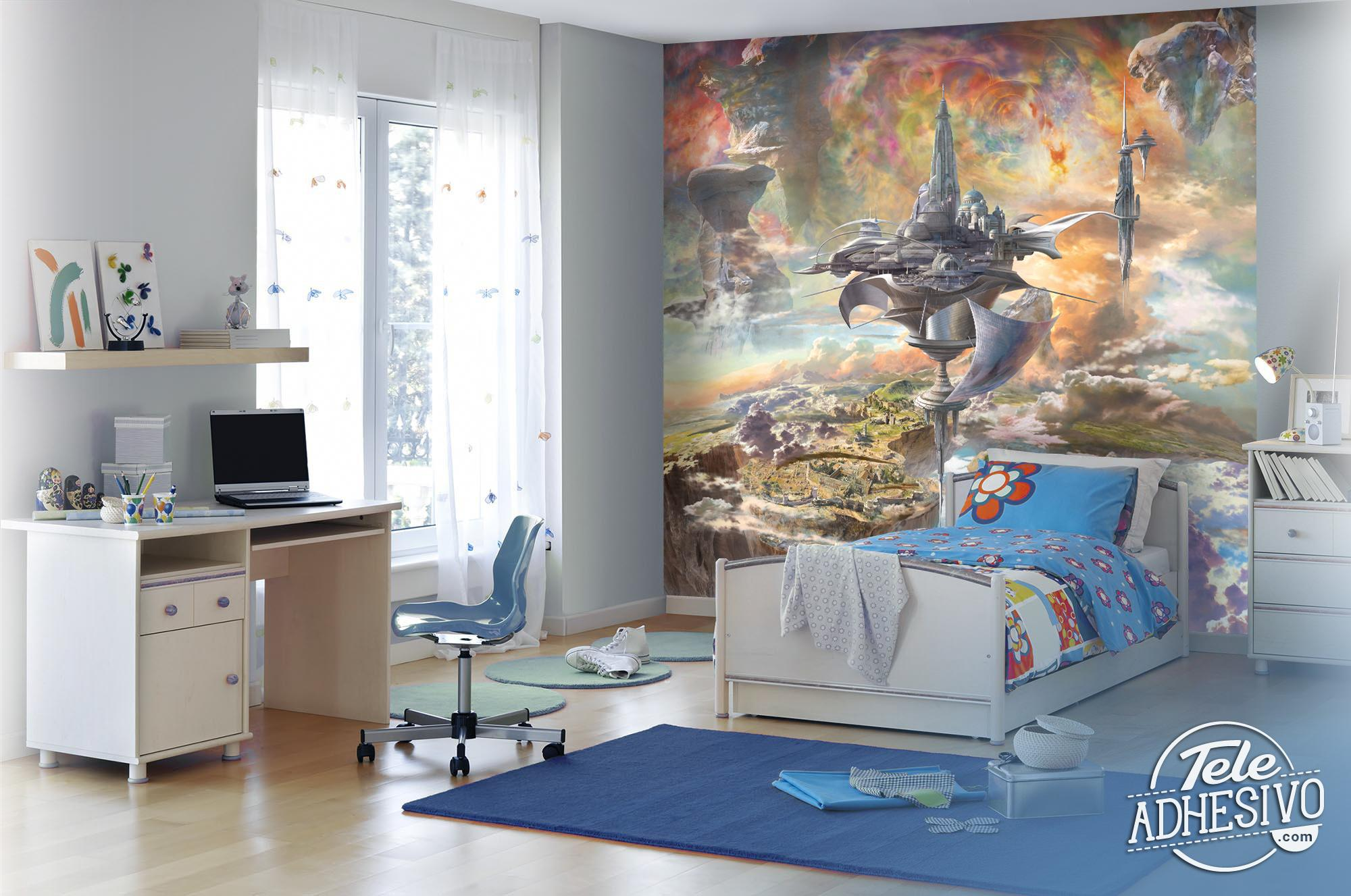 Wall Murals: Fantasy world 3