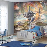 Wall Murals: Fantasy world 3 2