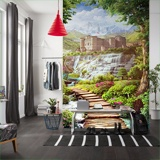 Wall Murals: Bridge to the Castle 2