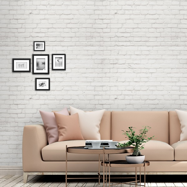 Wall Murals: Greece brick texture