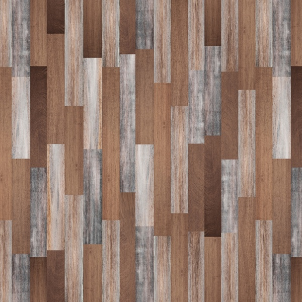 Wall Murals: Tropical wood texture