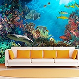 Wall Murals: Seabed 2