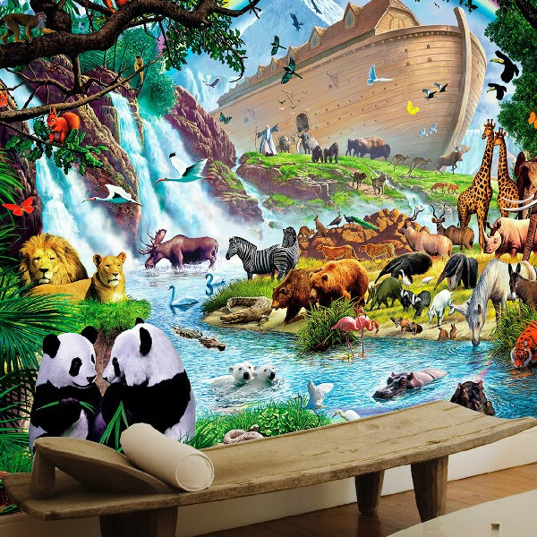 animal wall murals farmyard animal wall mural horse photo wallpaper kids