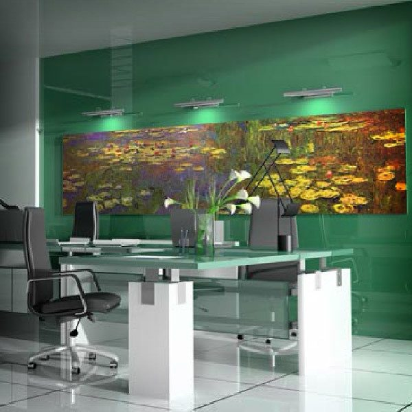 Wall Murals: Water plantes_Monet