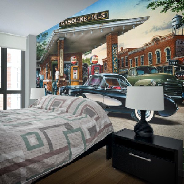 Wall Murals: Full Service