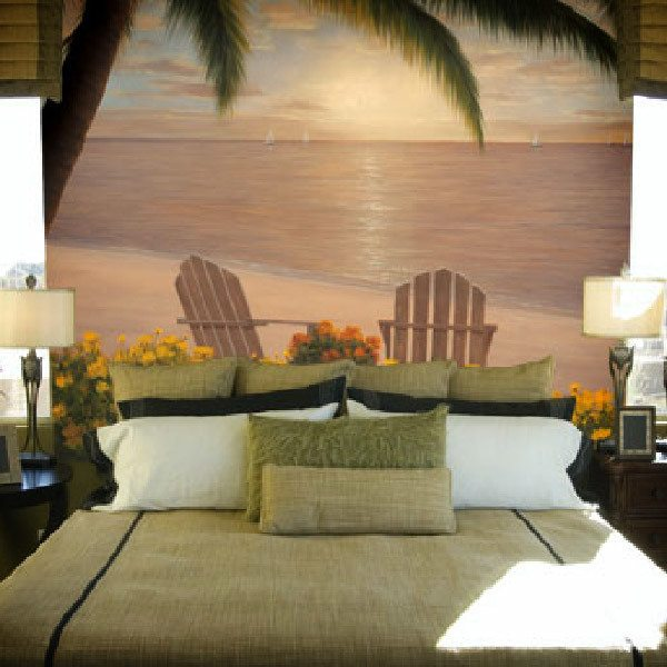 Wall Murals: Side by side (Dianne Romanello)