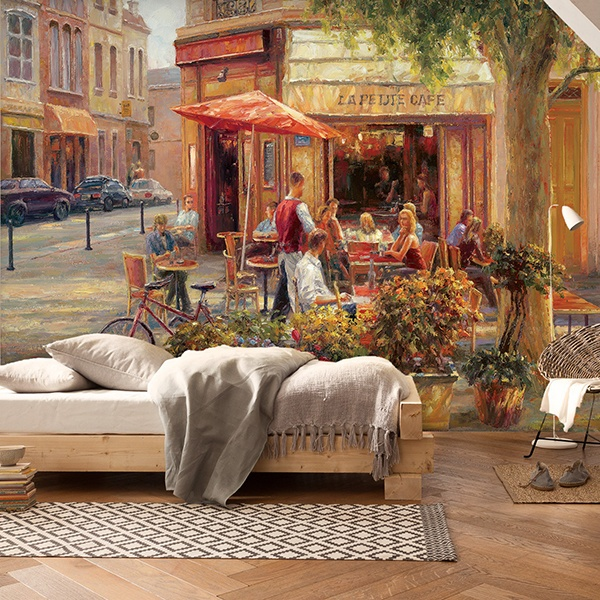 Wall Murals Of Paris Muraldecal Com