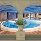 Wall Murals: Spa pool 3