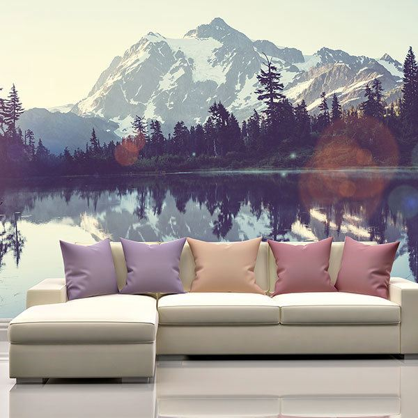 Wall Murals: Pyrenean Mountains 0