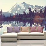 Wall Murals: Pyrenean Mountains 2