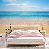 Wall Murals: Peace on the beach 2