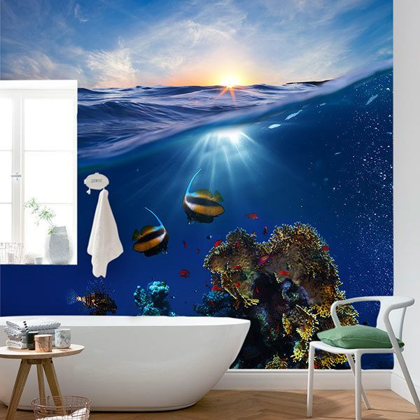 Wall Murals: Seabed Corals 0