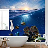 Wall Murals: Seabed Corals 2