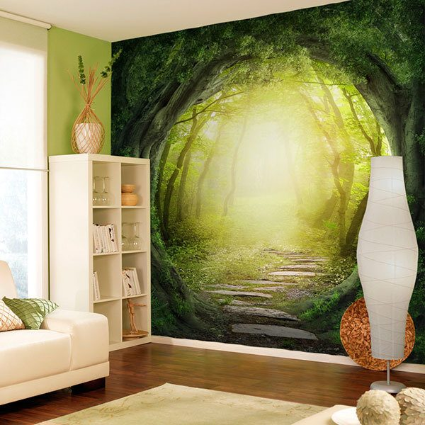 Wall Murals: The Lost Forests