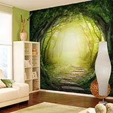 Wall Murals: The Lost Forests 2