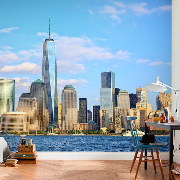 Wall Murals: Manhattan - One World Trade Center