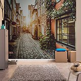 Wall Murals: Streets of Bremen 2