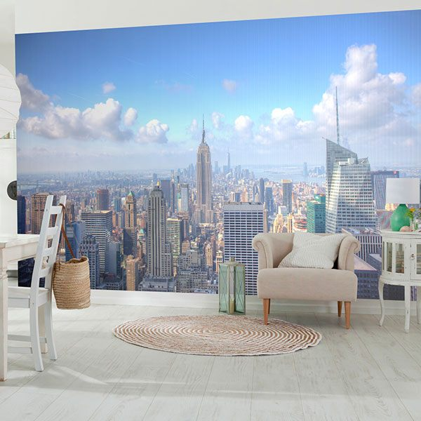 Wall Murals: Heart of New York