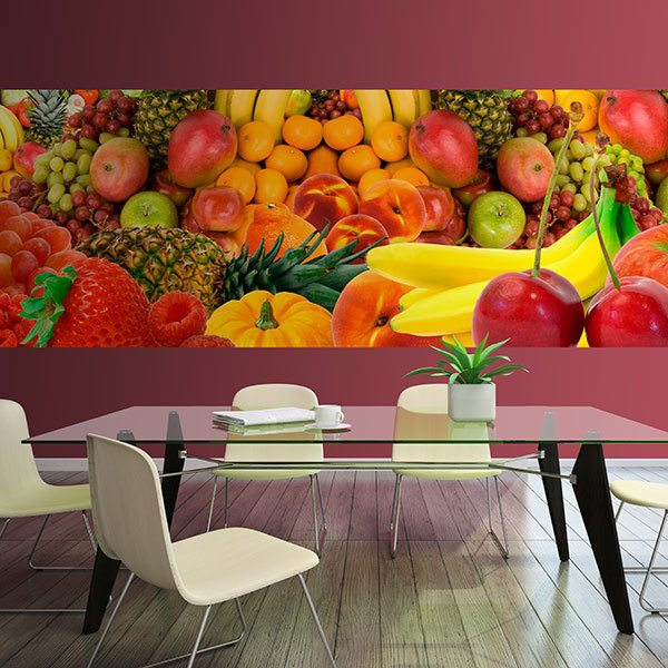 Wall Murals: Fruit 0