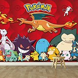 Wall Murals: Pokemon 2