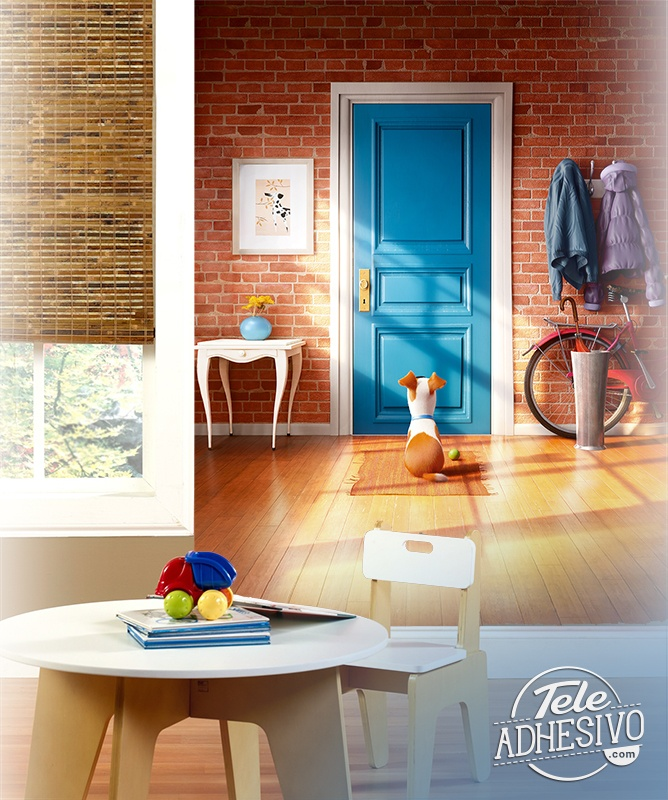 Wall Murals: The Secret Life of Pets