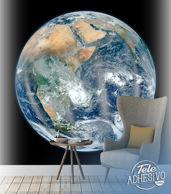 Wall Murals: Planet Earth