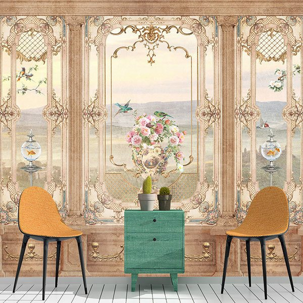 Wall Murals: Palace Viewpoint