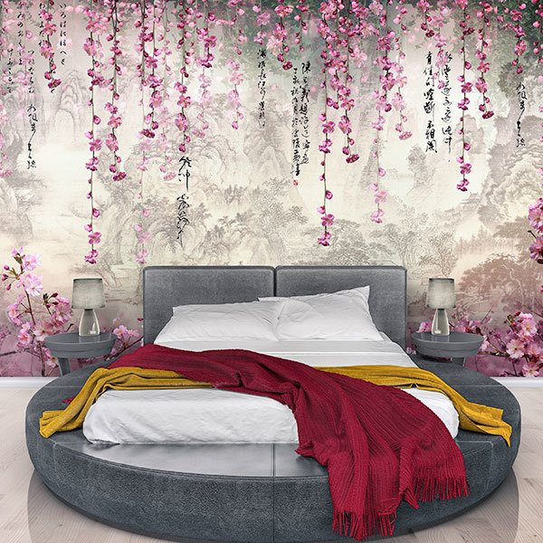 Wall Murals: Sakura Forest 0