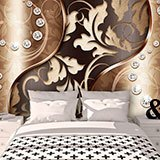 Wall Murals: Diamond blades 2