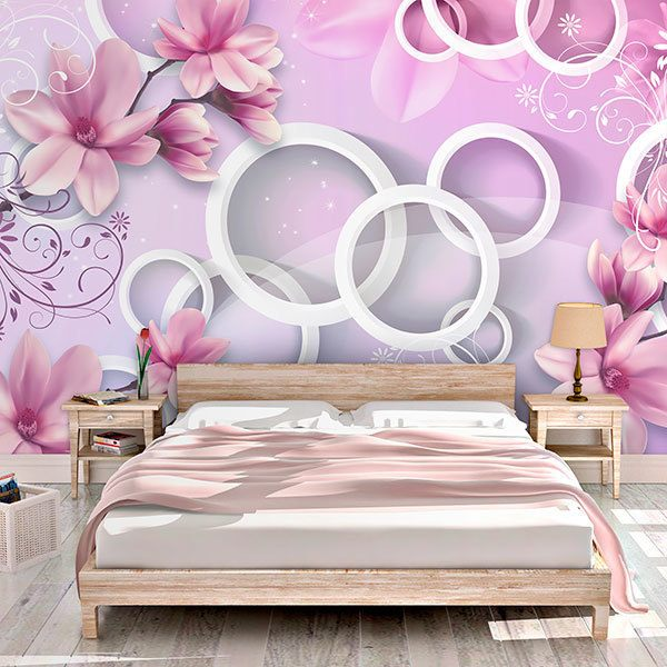 Wall Murals: Flower of the Emperor 0