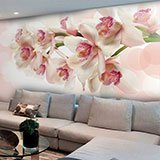 Wall Murals: Orchid Bouquet 2