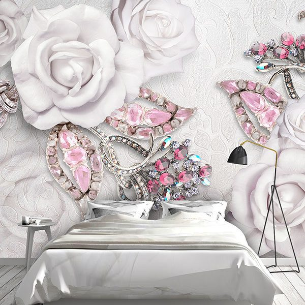 Wall Murals: The roses of Aphrodite