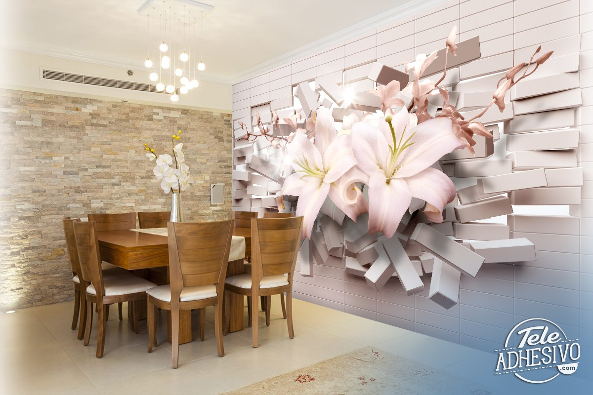 Wall Murals: The power of love
