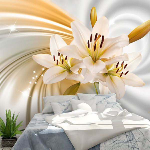 Wall Murals: Purity Flower 0