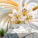 Wall Murals: Purity Flower 2