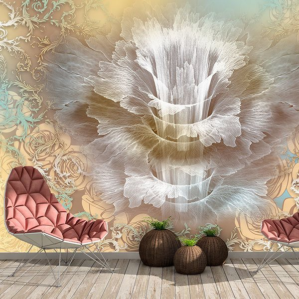 Wall Murals: Emotional geyser