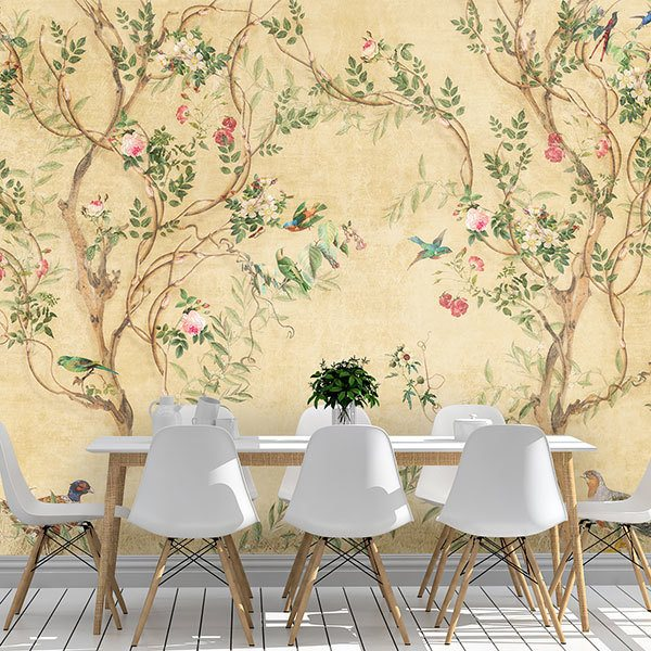 Wall Murals: Living Nature 0