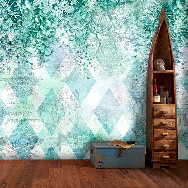 Wall Murals: Parisian essence