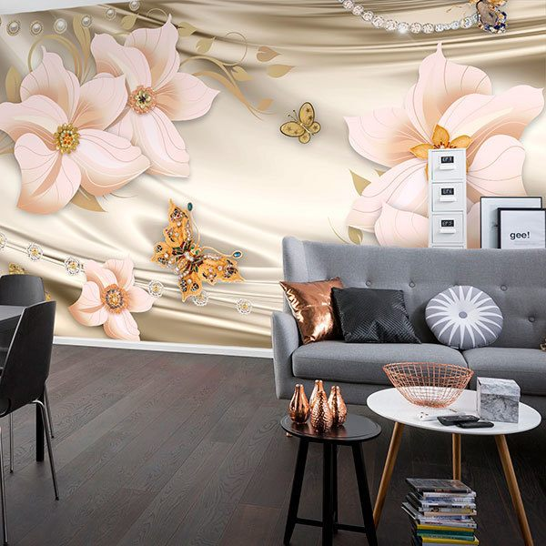 Wall Murals: Jewels of nature 0
