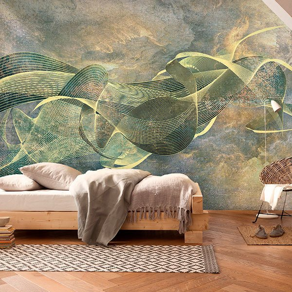 Wall Murals: Wave Storm