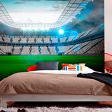 Wall Murals: Modern football stadium 2