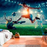 Wall Murals: Football is passion 2
