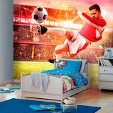 Wall Murals: Spectacular finish 2