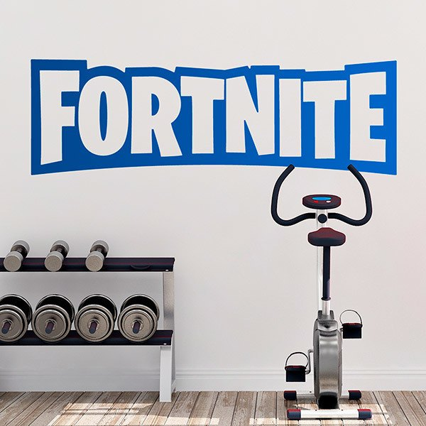 Wall Stickers: Fortnite logo